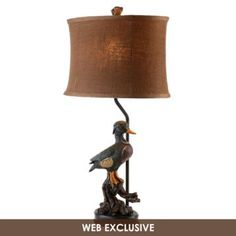 Duck Table Lamp..........