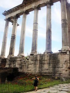 Caesar's Forum, Rome Italy
