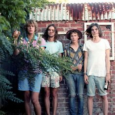 Everyone in Tame Impala is just perfect