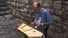 Dulcimer ! Hammered dulcimer ! Beautiful instrument made and music performed by Claude Bertrand