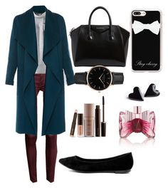"""Untitled #41"" by samaa-adil ❤ liked on Polyvore featuring WithChic, L.K.Bennett, Breckelle's, Givenchy, Casetify, Topshop, Laura Mercier and Viktor & Rolf"