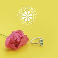 Schmuck ♥ Ein Ring für besonders taffe Mädels.
