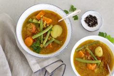 Rezept: Orientalischer Gemüseeintopf – NaturallyGood