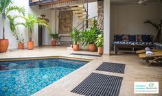 Casa Santagua • Cartagena Colombia Rentals