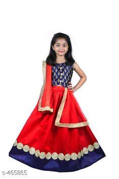 Checkout this latest Lehanga Cholis Product Name: *Stylish Kid's Lehanga cholis* Sizes:  2-3 Years, 3-4 Years, 4-5 Years, 5-6 Years, 6-7 Years, 7-8 Years, 8-9 Years, 9-10 Years Country of Origin: India Easy Returns Available In Case Of Any Issue   Catalog Rating: ★4.2 (4540)  Catalog Name: Stylish Kid's Lehanga cholis Vol 1 CatalogID_50893 C61-SC1137 Code: 073-465865-219