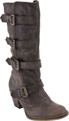 Dingo Atypical women's boots (Brown)