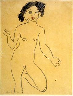 Ernst Ludwig Kirchner - Milli