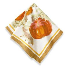 French Linen Dining Napkins by Bruno Lamy