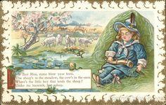 Little Boy Blue Nursery Rhymes