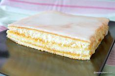 Prăjitură simplă cu gem - rețeta rapidă și ieftină | Savori Urbane Quick Bread, Vanilla Cake, Cheesecake, Muffin, Good Food, Sweets, Desserts, Sweet Treats, Meal