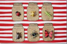 Valentine's Cards for Boys | Mason Jar Crafts Love