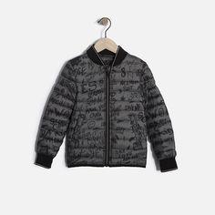 IKKS l Boy's padded jacket (XG41013) l Boys' Clothes, Winter 2015