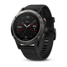 fēnix 5 is the premium multisport GPS watch with wrist-based heart rate, advanced fitness features and interchangeable bands that let you go from workplace to workout without breaking stride.