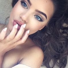 Gorgeous makeup idea eyebrows on fleek Beauty Make-up, Beauty Hacks, Hair Beauty, Flawless Makeup, Gorgeous Makeup, Soft Makeup, Pretty Makeup, Gorgeous Hair, Natural Makeup