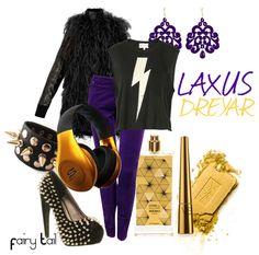 Fairy tail • Laxus
