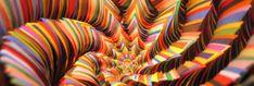 La psicología del color es un campo de estudio que analiza el efecto del color en la percepción y la conducta humana. El estudio de la percepción de los colores constituye una consideración habitual en el diseño arquitectónico, la moda, la se�