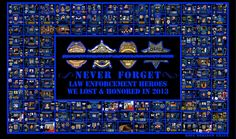 GONE BUT NEVER FORGOTTEN 2013 This is a tribute video to the men and women of law enforcement who gave the ultimate sacrifice while serving in This vid. Dc Police, Police Life, Police Officer, Law Enforcement Quotes, Law Enforcement Officer, Cops Humor, Police Humor, Fallen Officer, National Police