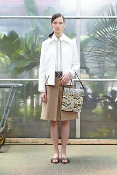 Trademark | Resort 2015 Collection | Style.com