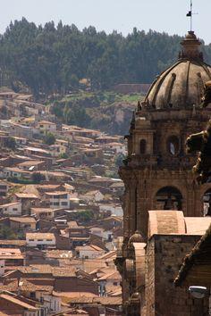 Cusco, Peru. LA CAPITAL DEL TAHUANTINSUYO DE LOS INCAS.