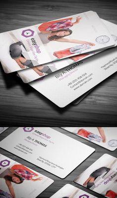 Creative Business Card  #businesscards #corporatedesign #businesscarddesign #psdtemplates