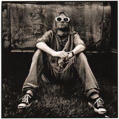 Anton Corbijn | Photoworks Kurt Cobain | 1993