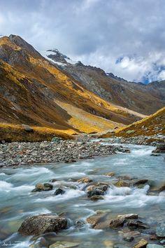 Umbaltal, East Tyrol, Austria, Nature, Landscape