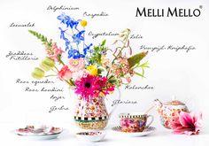 Melli Mello porcelain