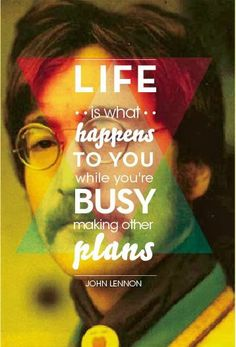 What is life by John Lennon - #Quote