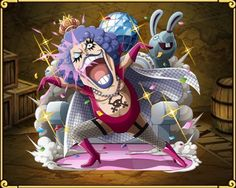 Ivankov | One Piece: Treasure Cruise JPN Blog