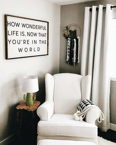 Nursery Inspiration, Living Room Inspiration, Nursery Neutral, Boy Nursery Colors, Monochrome Nursery, White Nursery, Its A Wonderful Life, Baby Boy Nurseries, Rustic Decor