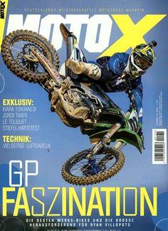 GP Faszination - Die besten Werks-Bikes und die grosse Herausforderung für Ryan Villopoto. Gefunden in: motoX, Nr. 179/2015