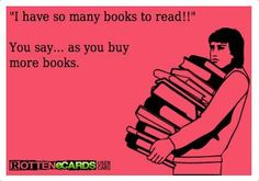I have so many books to read...well, one more book won't hurt. #readinghumor