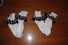 Ribbon Sock tutorial