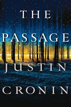 The Passage - Justin Cronin Plowed through this in three days. Loved it! Now reading the sequel, The Twelve.