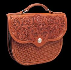 Cary Schwarz Leather Carving, Leather Art, Custom Leather, Leather Design, Leather Tooling, Leather Purses, Tooled Leather, Gaucho, Headstall