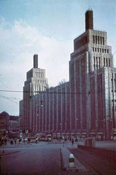 Karstadt am Hermannplatz in den 30ern