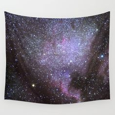 North+American+Nebulae.+The+Milky+way.+North+America+Nebula+Wall+Tapestry+by+Guido+Montañés+-+$39.00