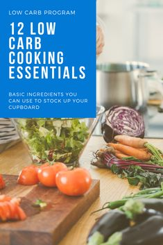 When switching to a low carb lifestyle, it can be useful to have some essential ingredients on hand to create some quick and easy meals. This article includes some of the basic ingredients you can use to stock your cupboard. Low Carb Blog, Low Carb Keto, Vegetarian Protein, Vegetarian Recipes, Carb Substitutes, Greek Salad, Slimming World Recipes, No Carb Diets, Diet Plans