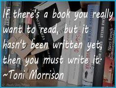 write a book!!!