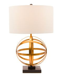 Cell Orb L&. Home LightingTj MaxxShop Home  sc 1 st  Pinterest & Gofer+Art+Glass+Lamp | TJ Maxx | Pinterest