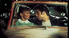GREASE - The Drive-In scene - must have seen this movie 3 or 4 times in jr-hi when it came out - and listened to the soundtrack too many times