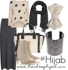 Hashtag Hijab Outfit #136 <-- would wear this entire outfit as is (maybe with a sturdier heel though).