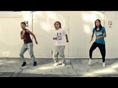 House Dance Tutorial - YouTube