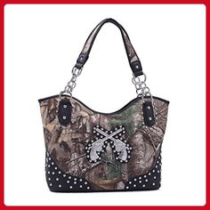 Realtree Xtra camo concealed and carry tote handbag - Totes (*Amazon Partner-Link)