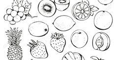 Clip Art Black And White Fruit Of The Spirit Google Search Black And White Fruit Clipart Google in 2020 Black and white drawing Clipart black and white Fruit clipart