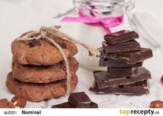 Bezlepkové cookies recept - TopRecepty.cz Candy, Cookies, Chocolate, Fitness, Food, Crack Crackers, Biscuits, Schokolade, Cookie Recipes