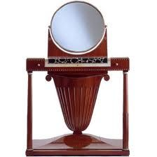art deco dressing table (called vanity tables in the US I think)