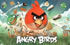 Angry Birds - Game Poster Collections Poster Print, 34x22 $0.40
