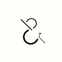 C&B Monogram concept for interior and architectural designer by Richard Baird.