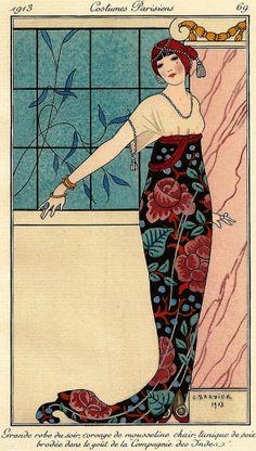 George Barbier - 1913